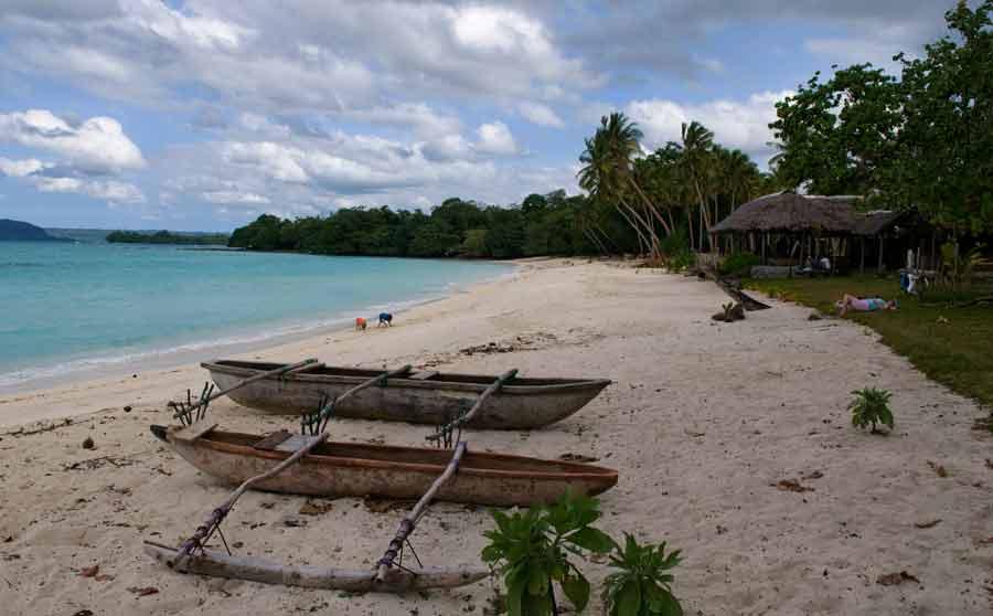 Port Olry Beach, Santo, Vanuatu
