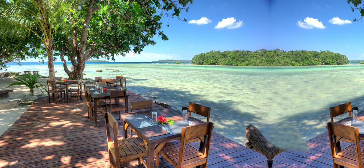 Best hotel Espiritu Santo Vanuatu