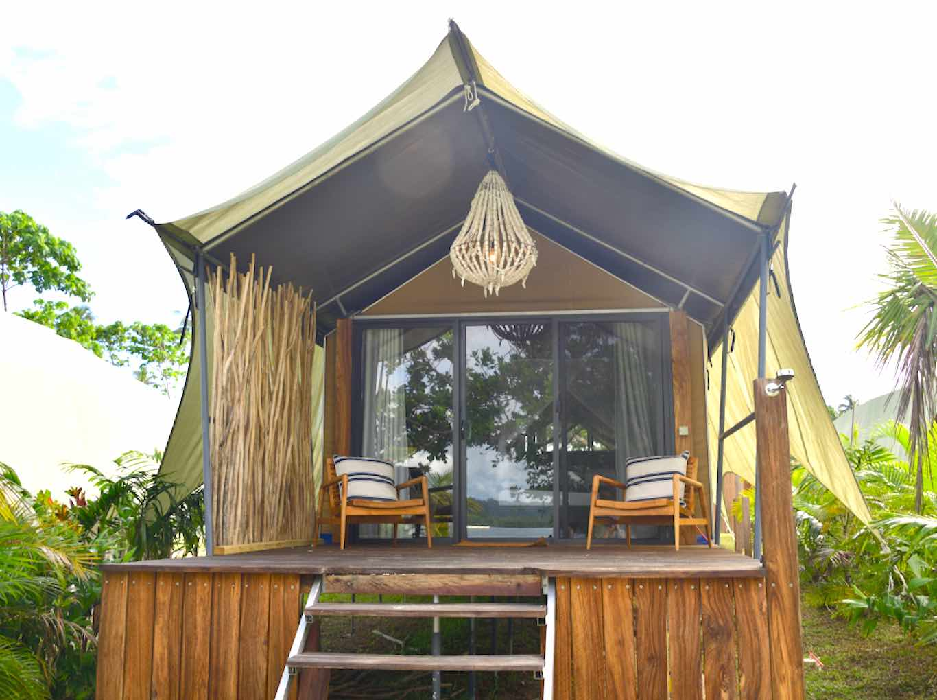 Private Waterfront Marquees